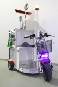 EuroScooter mit Aufbau